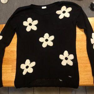 Garage Flower Sweater
